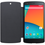 Étui LG QuickCover Nexus 5 Noir