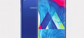 Le Samsung Galaxy M10 déjà en vente