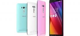 L'Asus ZenFone Selfie officialisé