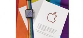 Apple Watch Rainbow : une édition très limitée