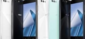 L'Asus ZenFone 4 family apparaît en vidéo