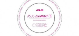 L'Asus ZenWatch 3 sera ronde