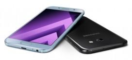 Samsung Galaxy A 2017 : une résistance à l'eau et à la poussière