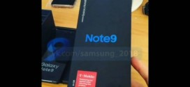 Samsung Galaxy Note 9 : aussi en version 64GB