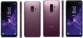 Samsung Galaxy S9 : de nouveaux rendus