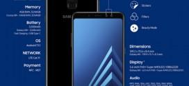 Samsung dévoile le Galaxy A8