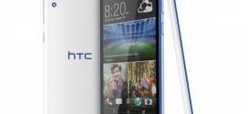 HTC Desire 820 : rapide comme l'éclair