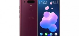 Le HTC U12+ est officiel