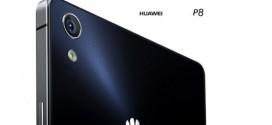 Huawei P8 : la présentation au mois d'avril