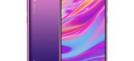 Le Huawei Enjoy 9 est officiel