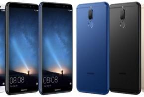 Huawei Mate 10 Lite : un écran FullView et 4 capteurs photo