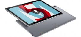 MWC 2018 : Huawei dévoile la MediaPad M5