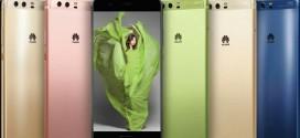 Tendance color block chez Huawei