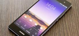 Huawei Ascend P8 : une première photo