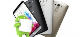LG G3 : la mise à jour vers Marshmallow arrive bientôt