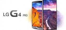 LG G4 Pro : quelques caractéristiques dévoilées