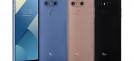 Le LG G6+ en vente sur Amazon