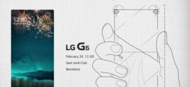 LG G6 : une communication officielle