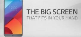 LG G6 : une pub TV le jour de la présentation du Galaxy S8