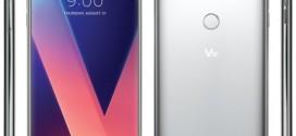 LG V30 : de nouveaux rendus