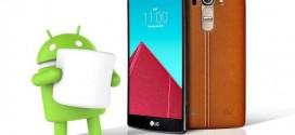 LG G4 : bientôt sous Marshmallow