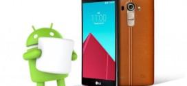 LG G4 : la mise à jour vers Android 6.0 disponible… pour certains