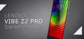 Lenovo Vibe Z2 Pro : taille XXL