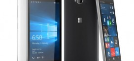 Microsoft officialise le Lumia 650