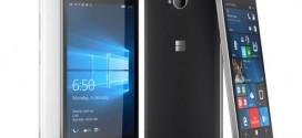 Microsoft officialise le Lumia 650