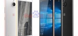 Microsoft Lumia 850 : une nouvelle fuite