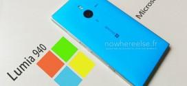 Microsoft Lumia 940 : le successeur du 930