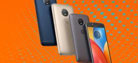 Le Motorola Moto E4 officialisé en Inde