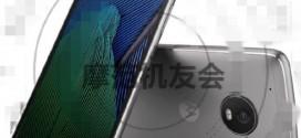 Lenovo Moto G5 Plus : un  premier rendu officiel