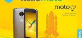 MWC 2017 : Lenovo officialise le Moto G5