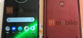 Motorola G7 : les premières photos volées