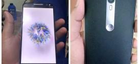 Motorola Moto X 2015 : caractéristiques techniques et photos