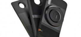 Des accessoires modulaires pour le Motorola Moto Z