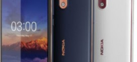 HMD Global annonce le Nokia 3.1 (2018)