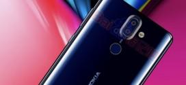 Le Nokia 9 passe à la FCC