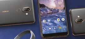 Le Nokia 7 Plus élu «Meilleur Smartphone Grand Public»