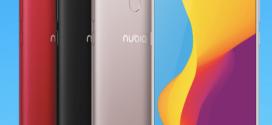 Nubia V18 : un smartphone endurant au format 18:9