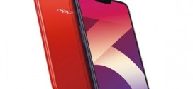 Le Oppo A3S est officiel
