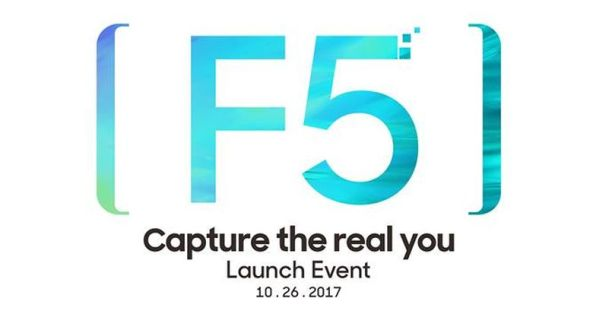 1OPPO-F5-launch-event