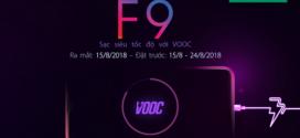 Oppo F9 : une présentation officielle le 15 août