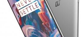 Le OnePlus 3 listé chez un revendeur