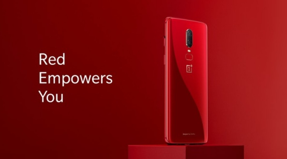 1OnePlus-6-Red