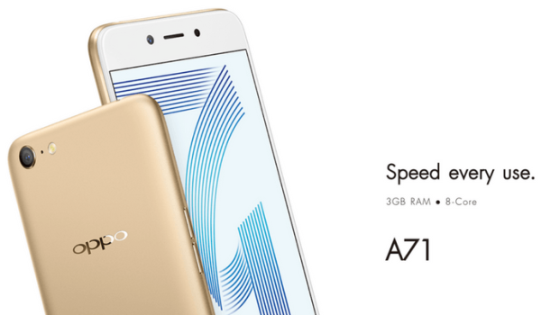 1Oppo-A71-Launch