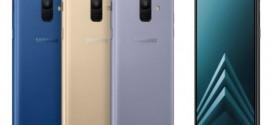 Samsung dévoile les Galaxy A6 et A6+
