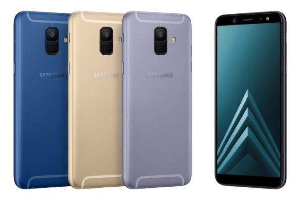 1Samsung-Galaxy-A6-Officiel