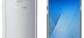Samsung Galaxy A5 et A7 2018 : de nouveaux rendus et des coques